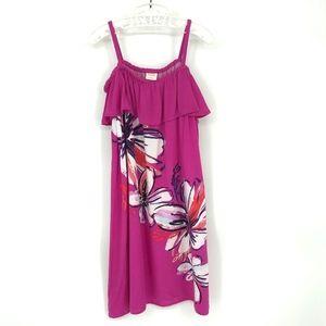 Gymboree pink ruffle sundress